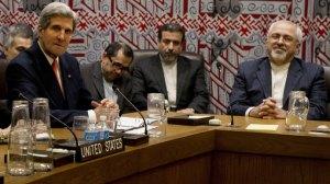 John Kerry & Javad Zarif