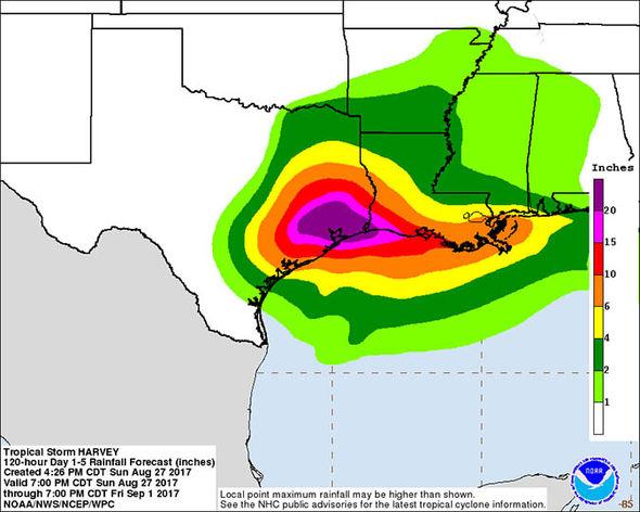 Flood-Texas